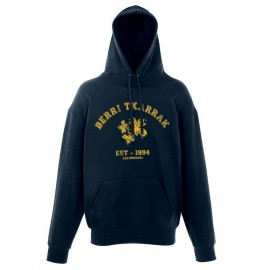 BACK TO SCHOOL hoody (Navy Blue)