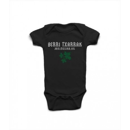 'Jaio.Musika.Hil' INFANT BODYSUIT