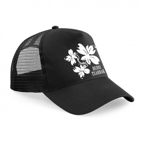 BTX white flower cap