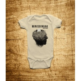'Minisoinuak' INFANT BODYSUIT