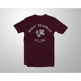 BACKT TO SCHOOL - maroon T-shirt
