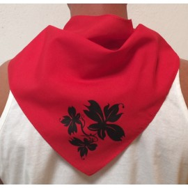 Red hadnkerchief (BTX logo)