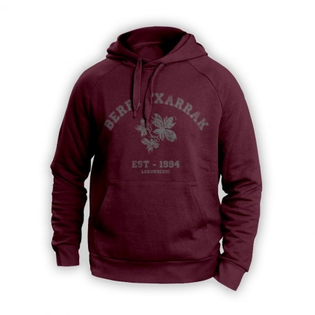 BACK TO SCHOOL hoody (Maroon)