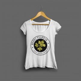 IKUSI ARTE camiseta (blanca) ENTALLADA