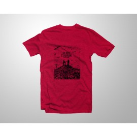 PAYOLA red t-shirt