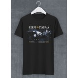 EXPLORER black t-shirt