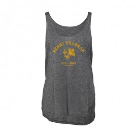 BACK TO SCHOOL - Tank shirt (GREY) FITTED 2020