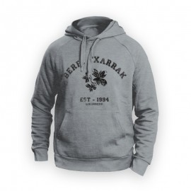 BACK TO SCHOOL hoody (Grey)