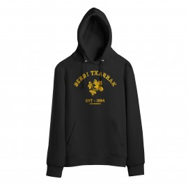 BACK TO SCHOOL hoodie (BLACK)