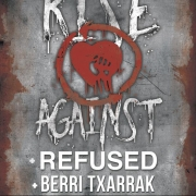 Rise Refused BTX 2015 kartela