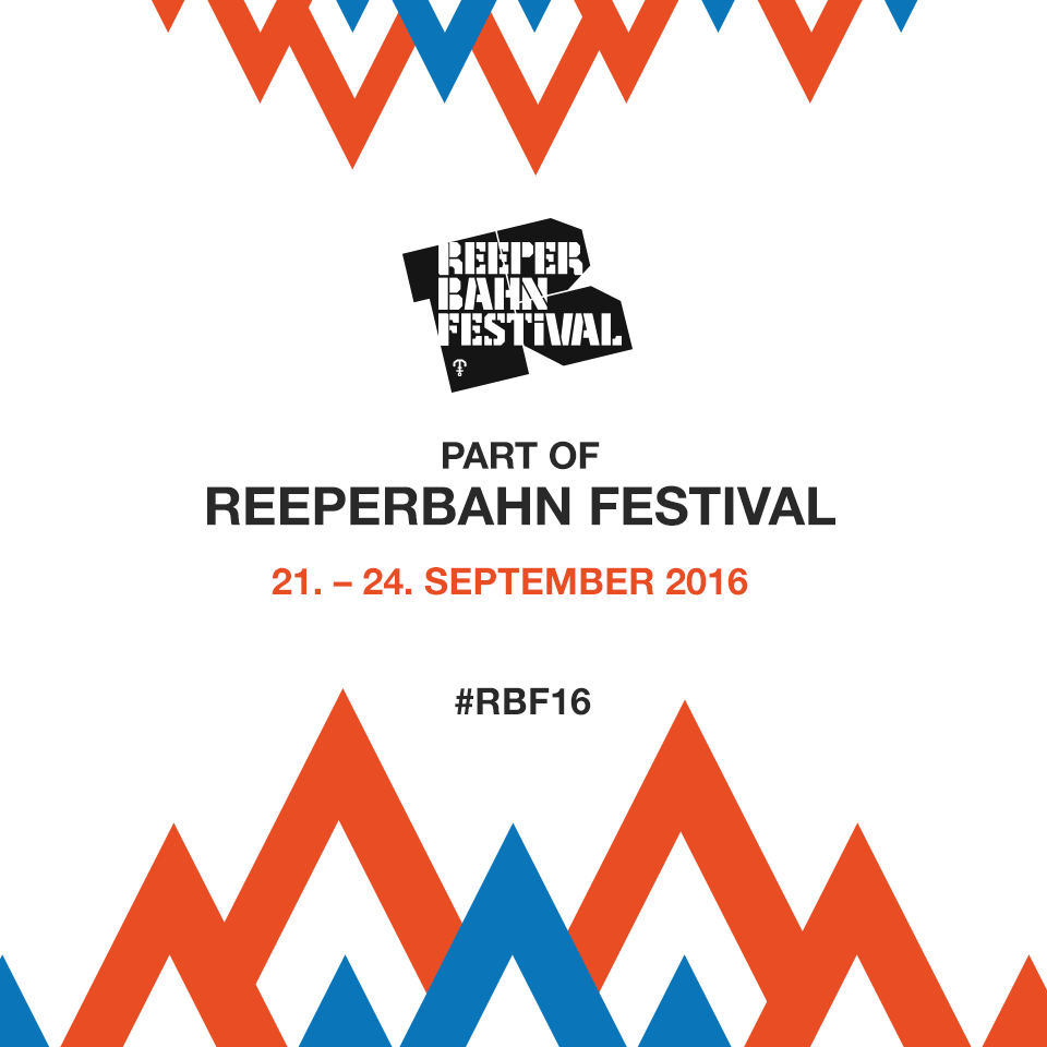 BERRI TXARRAK TO PERFORM AT REEPERBAHN FESTIVAL 2016 (HAMBURG, GERMANY)