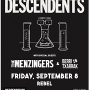 Toronto 2017 Descendents