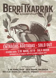 Valencia 2019-3-01 SOLD OUT